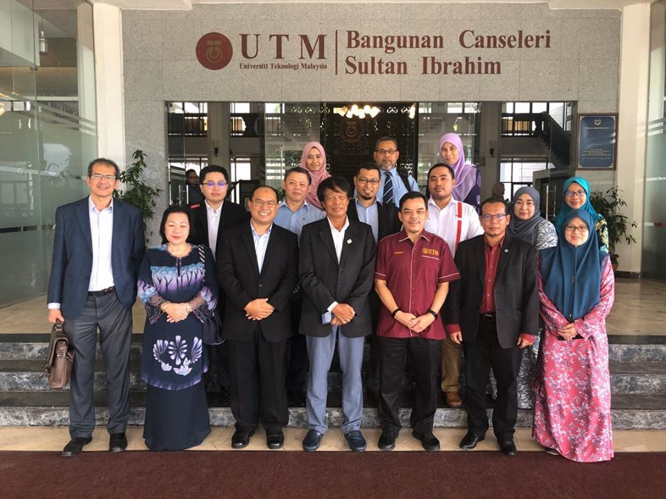 OBC-UTM-MICCI Strengthen Relationship