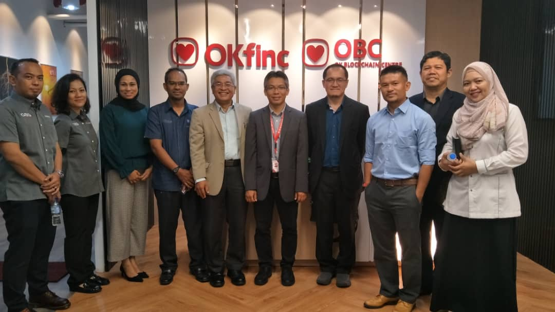 UTHM visits OBC